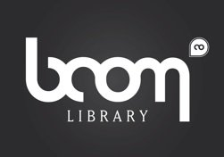 Boom Library Logo