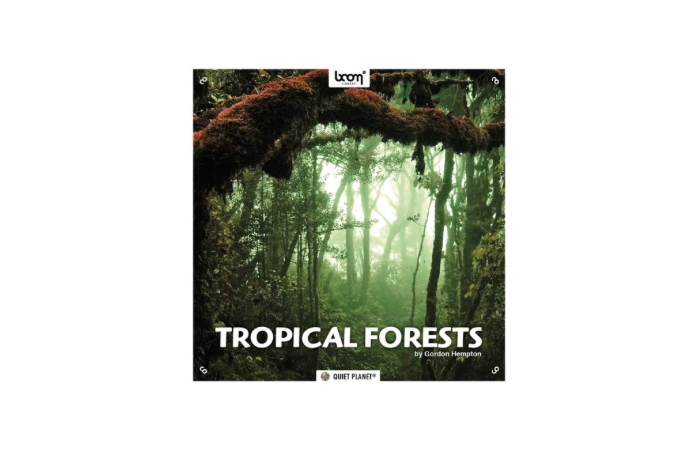 Tropical Forests Sound Clip Library