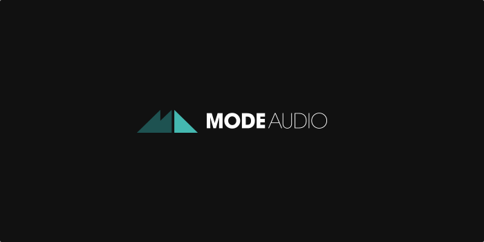 Mode Audio Sound Library Logo