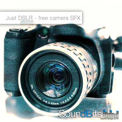 Just DSLR Sound FX Library