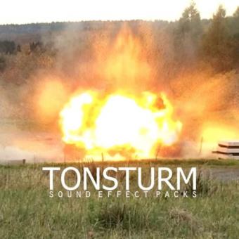 TONSTURM 13 Massive Explosions