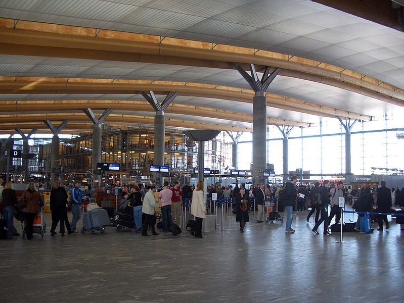 Oslo Airport Check In
