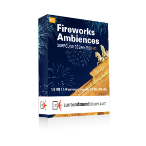 Fireworks Ambience - Box