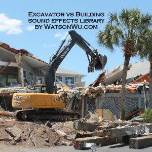 Watson Wu Excavator vs Building Hero