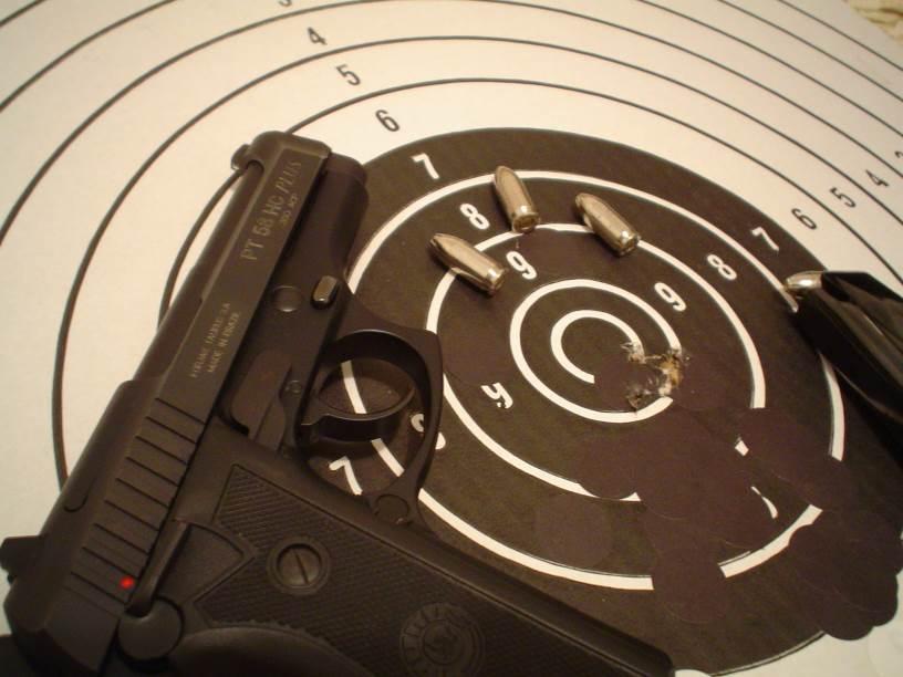 Chuch Russom FX - Gun Handling Volume 2