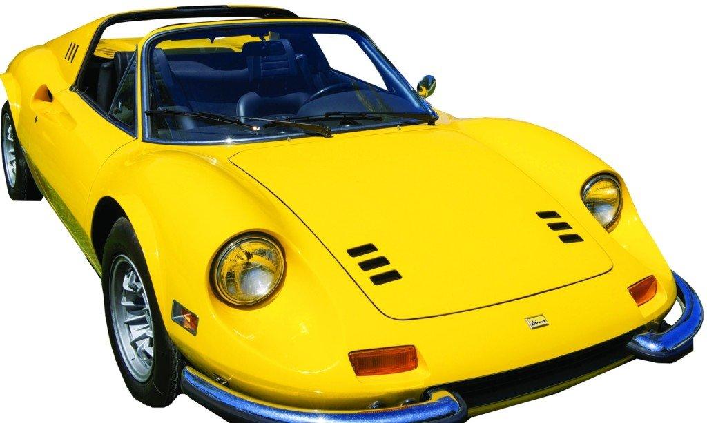 Watson Wu - Ferrari Dino