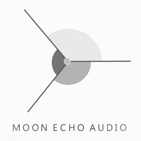 Moon Echo Audio Logo