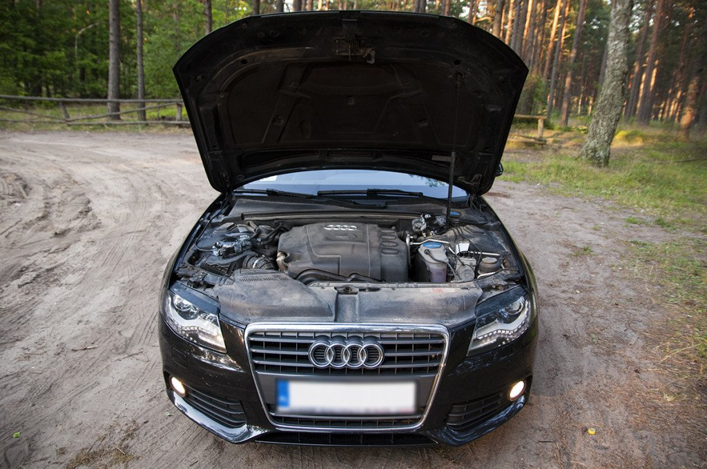 Soundholder - Audi A4 Sound Library