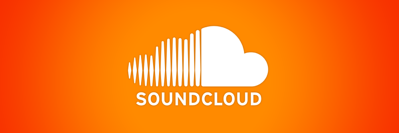 SoundCloud Icon and Text