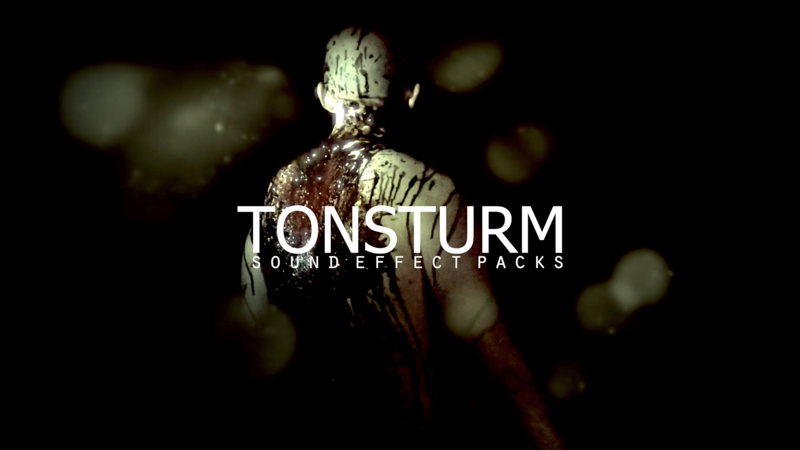 Tonsturm - Gore and Slaughter Sound FX Library