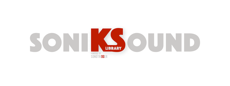 SoniK Sound Library Logo Banner Enlarge