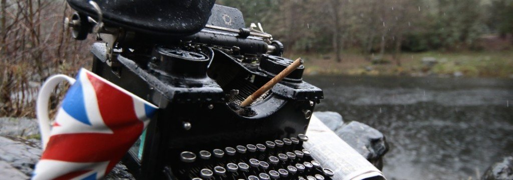 Listen to the Mechanical Sounds of a 1920's Royal Typewriter