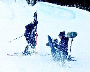 Pole Position - Snow