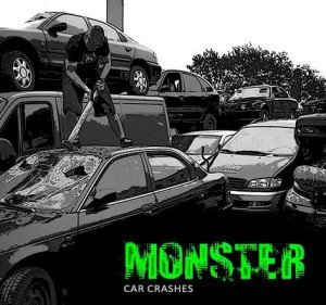 Sonic Salute - Monster Car Crashes sound library