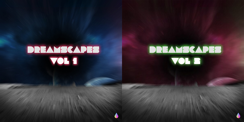 Digital Rain Lab - Dreamscapes Vol 1 and 2