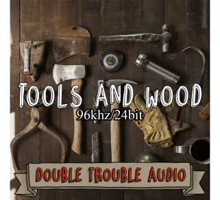 Double Trouble Audio - Tools and Wood