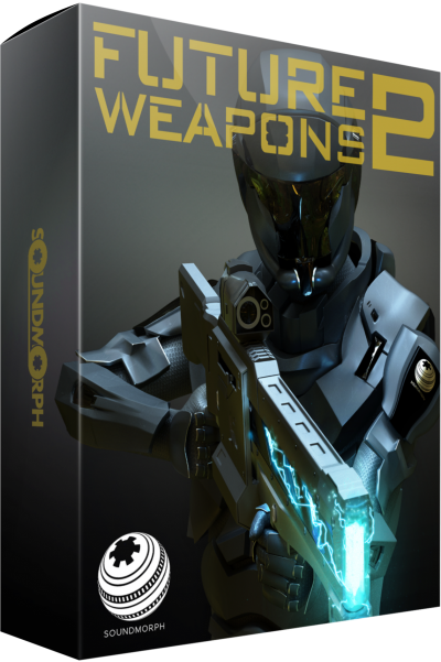Soundmorph - Future Weapons 2