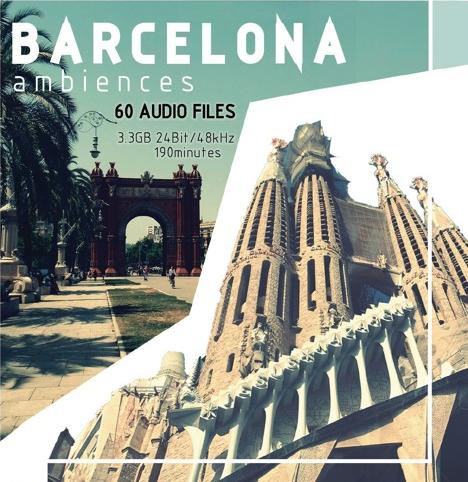 Pablo Valverde - Barcelona Ambiences