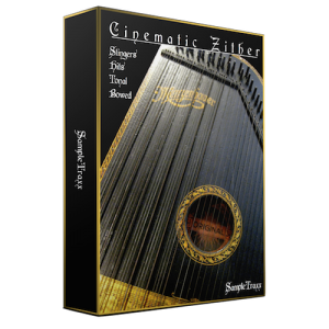SampleTraxx - Cinematic Zither