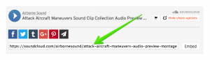 SES Instructions SoundClound Link 2